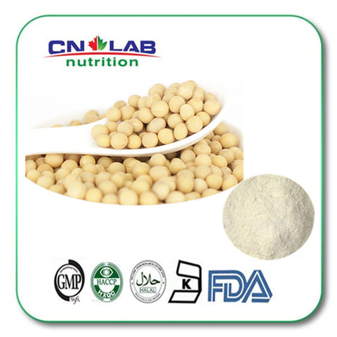100% Pure Non-GMO and organic Soybean Extract Soy Protein Isolate 90% Protein Powder
