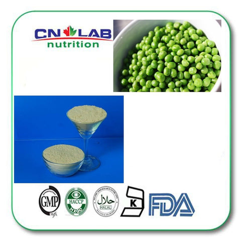 1kg/ bag Non-GMO Certified 85% Organic Pea Protein Powder in bulk