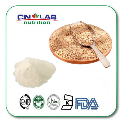 Manufacture Supply Quality Guarantee Brown Rice Protein powder