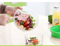 NEW 60 Second Salad Making Bowl That Encourages Healthy Eating In Your Fast Paced Life