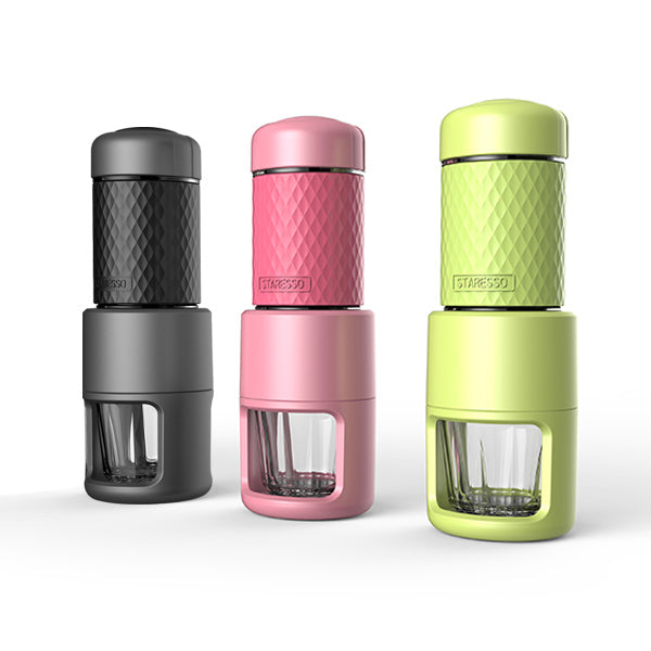 Portable Pocket Sized Pressure Coffee Machine That Makes You A Delicious Cup Of Coffee Anywhere