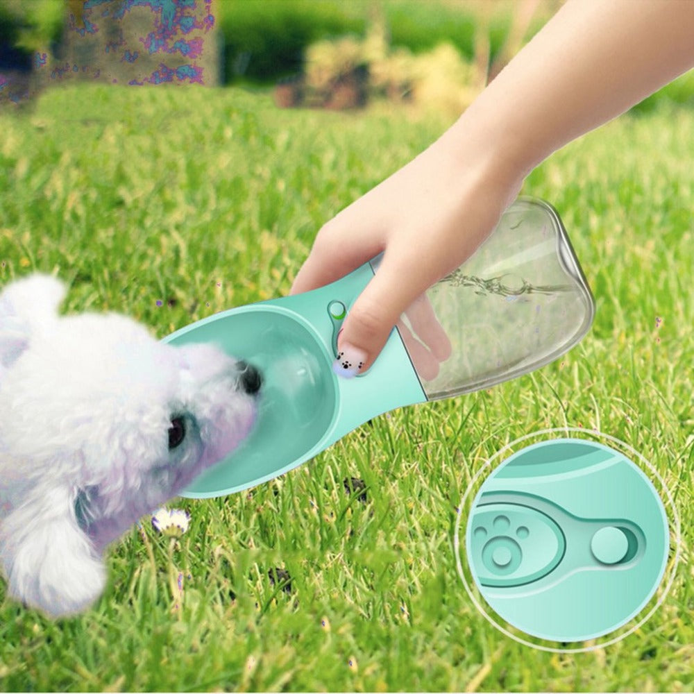 Amazing Compact Size Leak-proof Feeding Bottle Fit For Your Dogs And All Other Pets