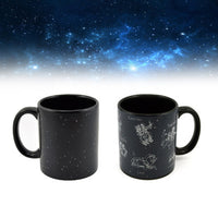 Magical Temperature Sensitive Constellation Design Changing Mugs - Just Add Hot Water And Amaze Others