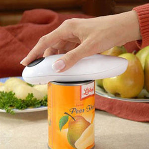Super Convenient Automatic One Touch Can And Tin Opener That Does Not Strain Your Hands