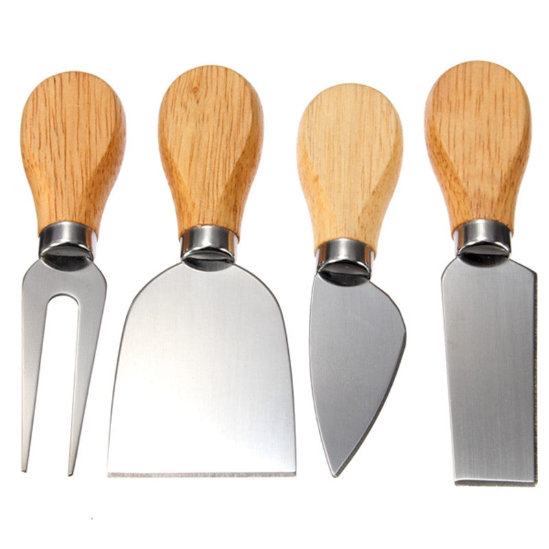 Top Quality Cheese, Butter And Snack Cutting Knife Set To Elevate Your Cheese Indulgence