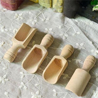 Handmade Mini Scoop Spoon To Give Your Kitchen A Natural Feel