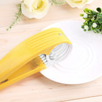Incredible Fruit And Vegetable Slicer And Cutter For Fast Salads, Smoothies And Cake Decoration