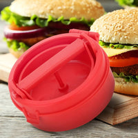 Express Hamburger Press and Stuffed Patty Mold To Create Your Favourite Mouthwatering Burgers