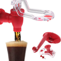 Magical Drink Dispenser Tap To Serve Your Desired Drink With One Single Push