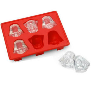 Cool Darth Vader Silicone Ice Tray To Keep Your Favourite Drinks Chilled In Style