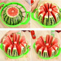Sharp One Stroke Fruit Slicer And Cutter For Convenient Cutting Of Your Fruits And Vegetables