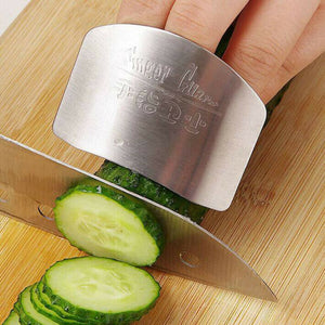 Safe Stainless Steel Finger Guard To Safeguard Your Fingers