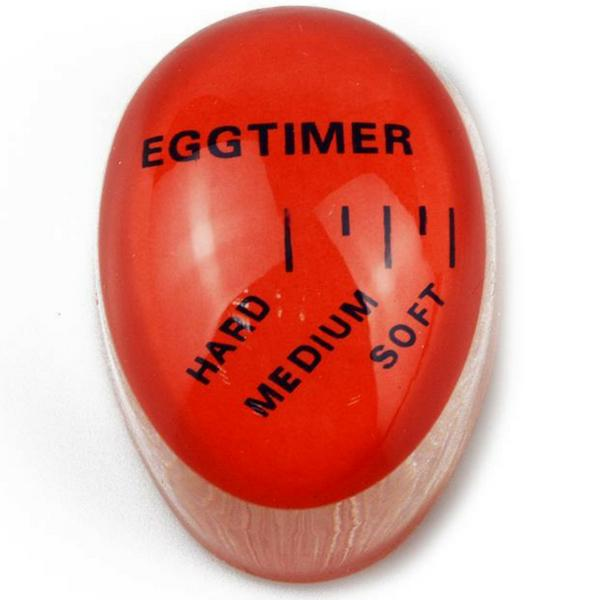 Advanced Color Changing Boiled Egg Timer To Make Sure Your Egg Boils Exactly As How You Like It