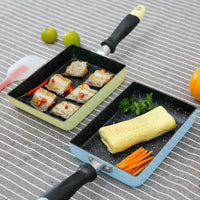 Fascinating Non-Stick Stainless Steel And Aluminium Alloy Frying Pans For Healthy Cooking