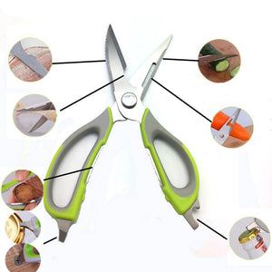 7 In 1 Master Kitchen Scissors That Is A Must Have In Every Single Kitchen