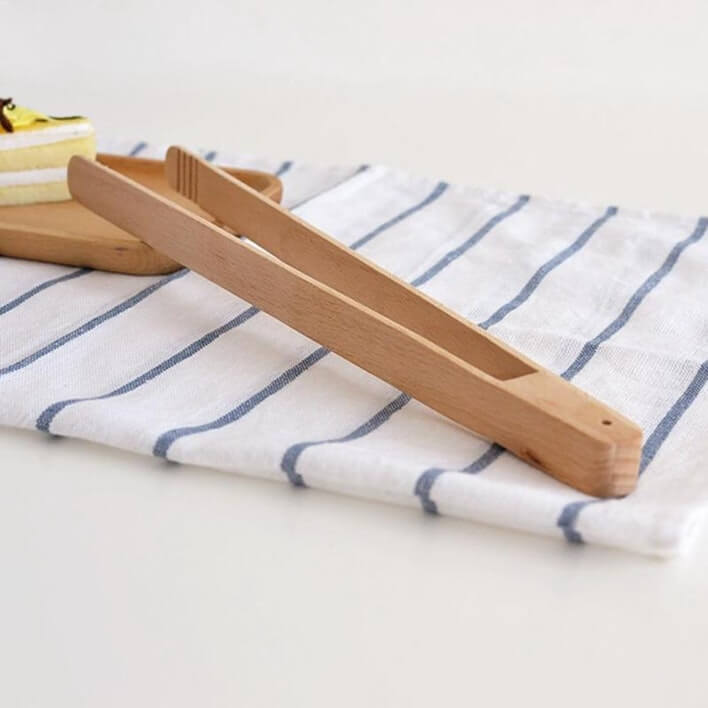 Cool High Quality Wooden Tongs To Add A Little Flavour To Your Kitchenware Collection
