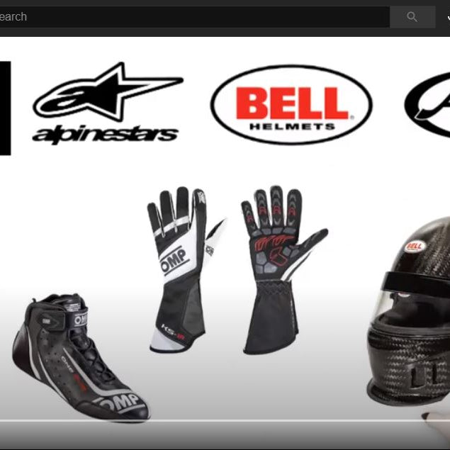Fast Racer - Online Store for Cutting Edge Racing Gear, Karting Gear, Racing Helmets, Racing Suits and Accessories.