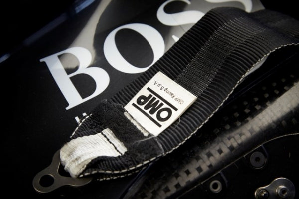 Find Out What Lewis Hamilton says about OMP Safety Belts