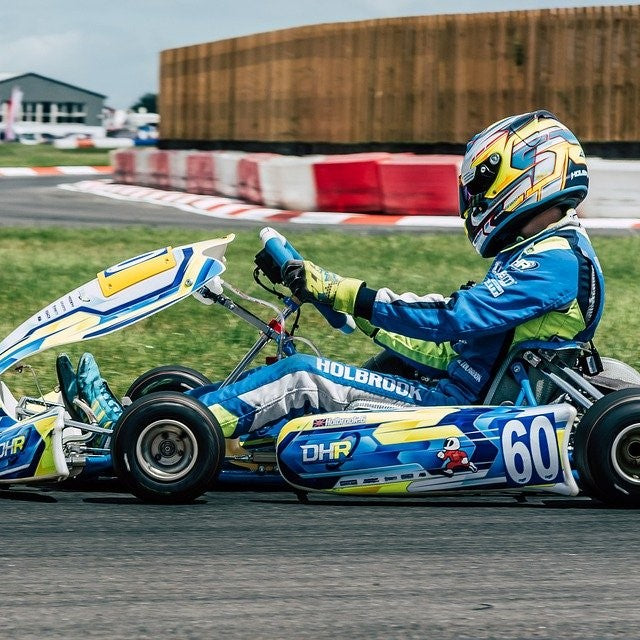 Kart Racing Gloves: Why They're Important