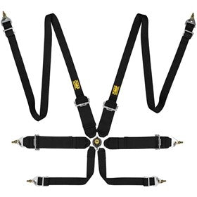 OMP | FIRST 3+2 Harness