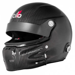 Safe lightweight racing helmet