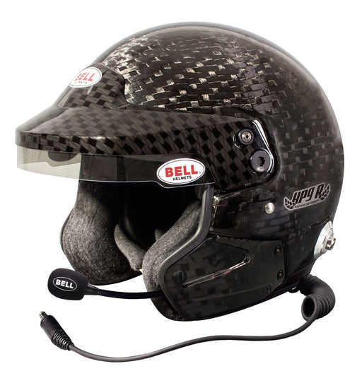 Bell HP9 Rally HCB Advanced Series Helmet | Custom Interior Colors - Fast Racer