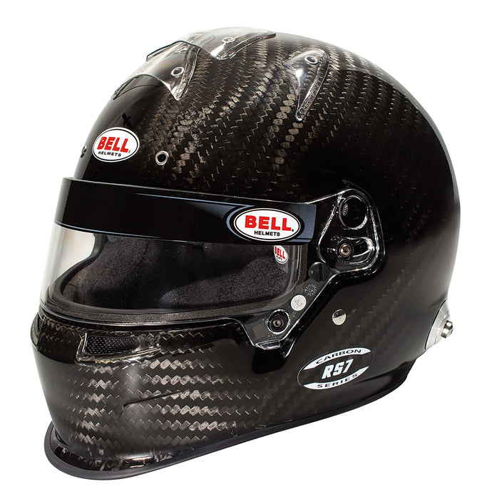 Bell | RS7 Carbon Duckbill Helmet | Custom Interior + FREE Premium Bag