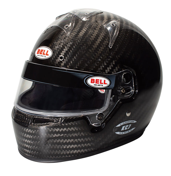 Bell | KC7-CMR Carbon Youth Karting Helmet - FAST RACER