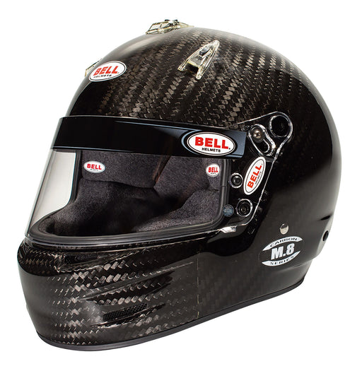 Bell M.8 Carbon Helmet | Custom Interior Colors - Fast Racer