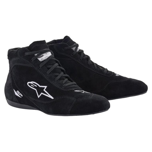 Alpinestars 2021 SP V2 Auto Shoes Racing Shoe Black - Fast Racer