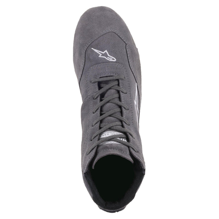 Alpinestars 2021 SP V2 Auto Shoes Racing Shoe Grey Top - Fast Racer