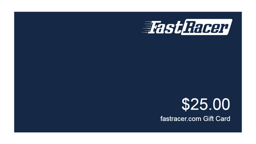 Fast Racer Virtual Gift Card  www.fastracer.com