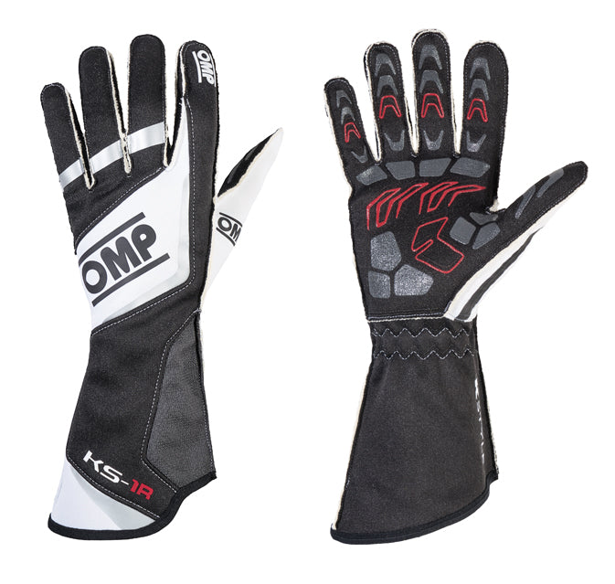 OMP | KS-1R Professional Karting Gloves - FAST RACER