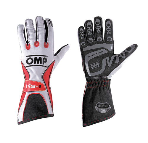 OMP | KS-1 Professional Karting Gloves | Final Sale - FAST RACER