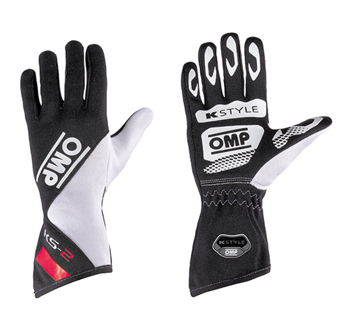 OMP | KS-2 Professional Karting Gloves | Final Sale - FAST RACER