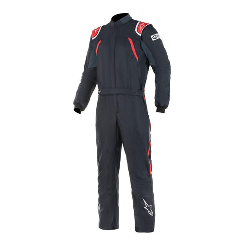Alpinestars Race Fire Suit GP PRO Comp | Black Red - Fast Racer