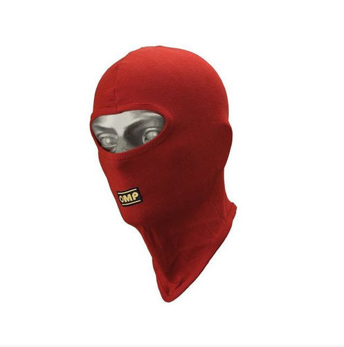 OMP | Open Face Karting Balaclava - FAST RACER