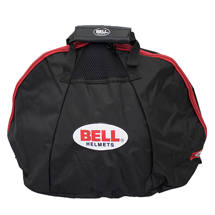 Bell Fleece Helmet Bag (V.16) - Fast Racer