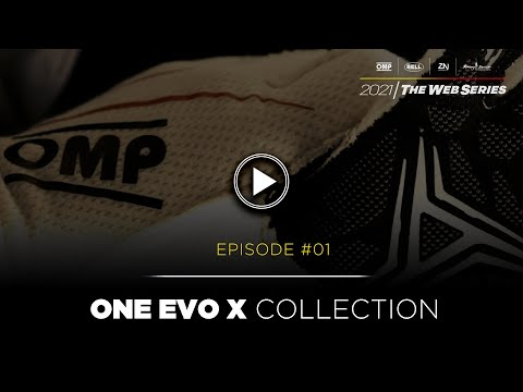 OMP One Evo X Collection - Racing Suit - Racing Gloves - Racing Shoes - Fast Racer
