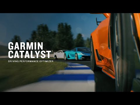 Garmin Catalyst Racing Performance Optimizer - For Drivers of All Levels, a Industry-first Digital Coach - Fast Racer
