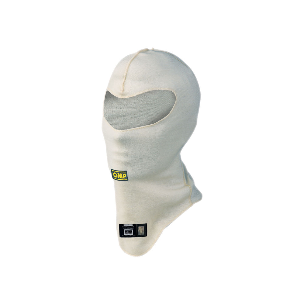 OMP | FIRST Open Face Racing Balaclava - FAST RACER