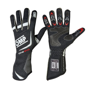 OMP | ONE EVO Racing Gloves - FAST RACER