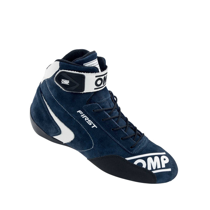 OMP | FIRST MY2020 Shoes Blue White - Fast Racer