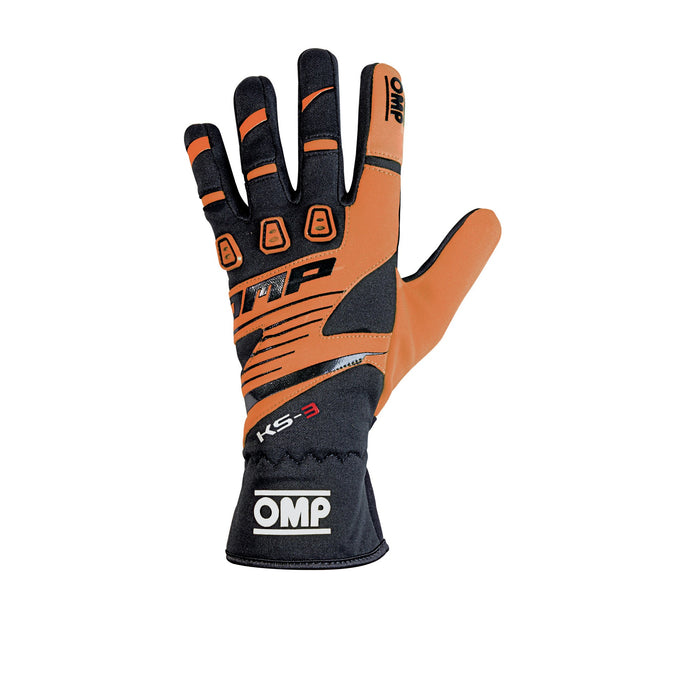 OMP | KS-3 Karting Gloves MY2018 - FAST RACER