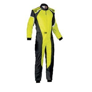 OMP | KS-3 FLUO MY2019 Karting Suit - FAST RACER
