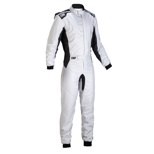 OMP | ONE-S Racing Suit MY2020 - Silver/Black