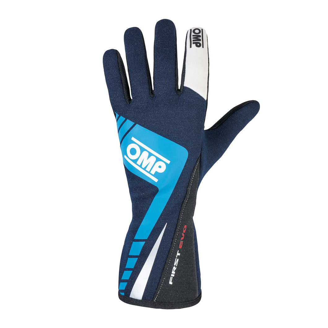 OMP | FIRST EVO Racing Gloves - FAST RACER