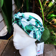 "Luxe Turbana Headband - ""Noosa"""