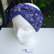 "Luxe Turbana Headband - ""Selestina"""