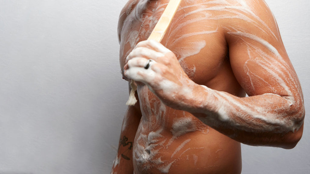 six reasons to upgrade his shower routine
